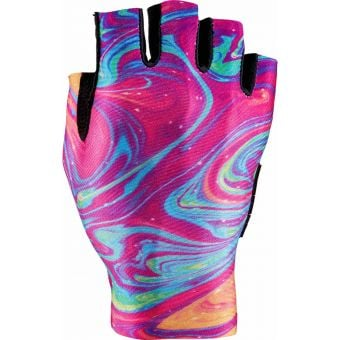 Supacaz SupaG Short Finger Gloves Limited Supadelic