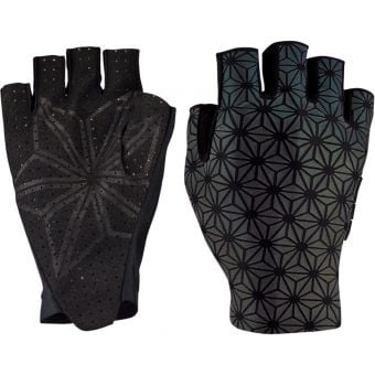 Supacaz SupaG Short Finger Gloves Oil Slick