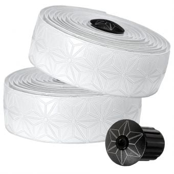 Supacaz Super Sticky Kush Bar Tape White