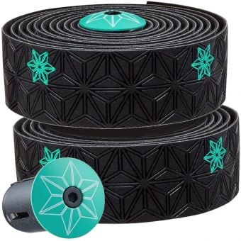 Supacaz Super Sticky Kush Galaxy Bar Tape Celeste