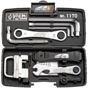 Super B 24-in-1 Multi Tool Set