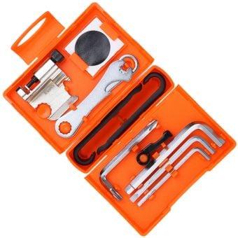 Super B 26-in-1 Mini Tool Box Kit Orange