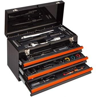 Super B 53 Piece Pro Tool Set