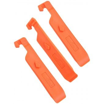 Super B Classic Series Tyre Levers TB-TL01 3Pack Orange