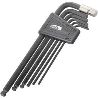Super B Hex Wrench Set 7 Piece
