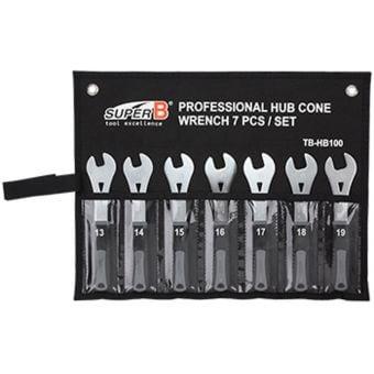 Super B Hub Cone Wrench Set