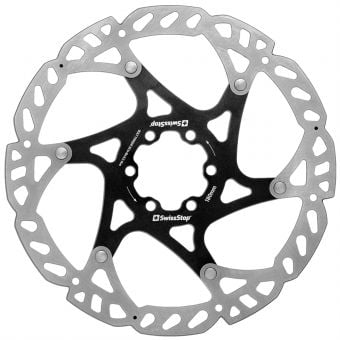 SwissStop Catalyst 180mm 6-Bolt Disc Brake Rotor