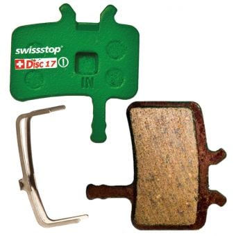 SwissStop Disc 17 Organic MTB Brake Pads for Avid Juicy/BB7