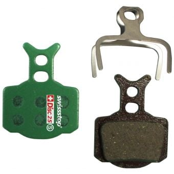 SwissStop Disc 25 Formula Mega, The One, R1, RX Organic Brake Pads