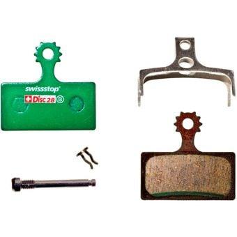 SwissStop Disc 28 Shimano, FSA, Rever Organic Brake Pads