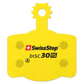SwissStop Disc 30 RS Organic Brake Pads for Campagnolo/Magura