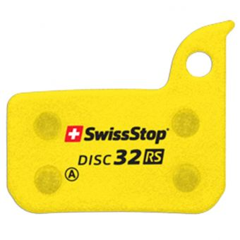 SwissStop Disc 32 RS Organic Brake Pads for SRAM HRD/eTap