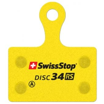 SwissStop Disc 34 RS Organic Brake Pads for Shimano BR-R9170