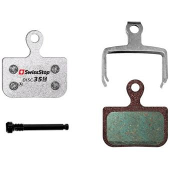 Swissstop Disc 35E SRAM AXS 2 Piece Brake Pad