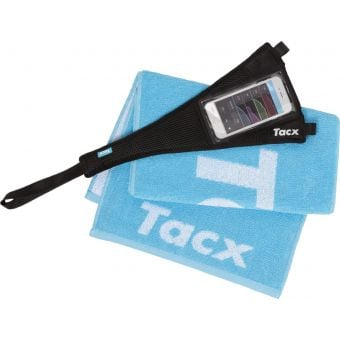 Tacx Sweat Set Towel/Phone Cover