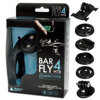 Tate Labs Bar Fly 4 MTB Modular Mount System