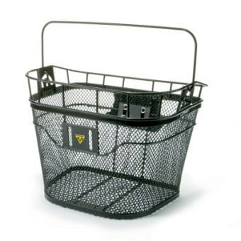 Topeak Front Handlebar Basket With Fixer 3 Adaptor