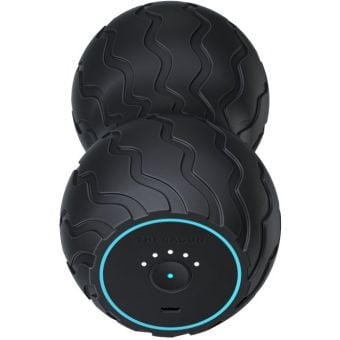 Theragun Wave Duo Smart Roller Black