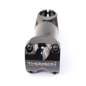 """Thomson Elite X4 70mm 0 Degree 31.8 1-1/8"""" MTB Stem Black"""