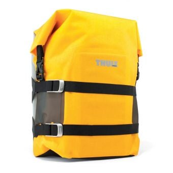 Thule 100060 Pack 'n Pedal 27L Adventure Touring Side Pannier Yellow Large