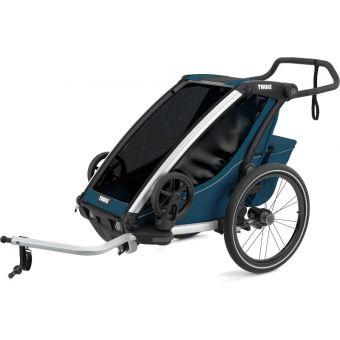 Thule Chariot Cross 1 Child Trailer Majo Blue