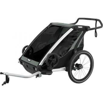 Thule Chariot Lite 2 Child Trailer Agave