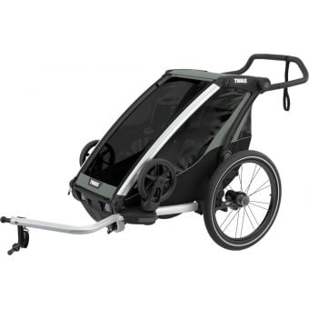 Thule Chariot Lite 1 Child Trailer Agave