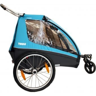 Thule Coaster Bicycle Trailer Blue