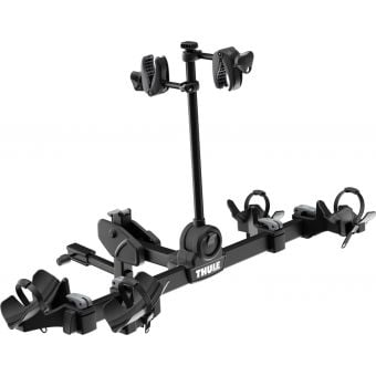 Thule DoubleTrack Pro 2-Bike Hitch Mount Carrier Black