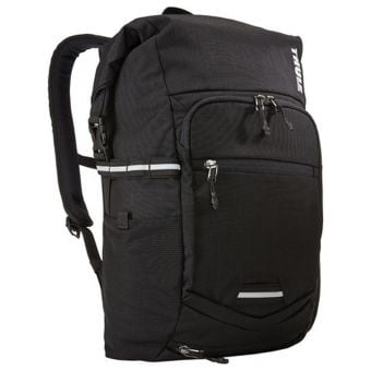 Thule 100070 Pack 'n Pedal 24L Commuter Backpack Black