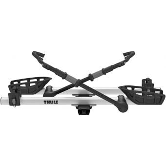 Thule T2 Pro XT Extra 2-Bike Add-On Carrier Silver