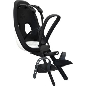 Thule Yepp Nexxt Mini Front Frame Fit Childs Seat Snow White