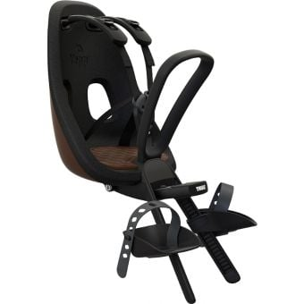 Thule Yepp Nexxt Mini Front Frame Fit Childs Seat Choc Brown
