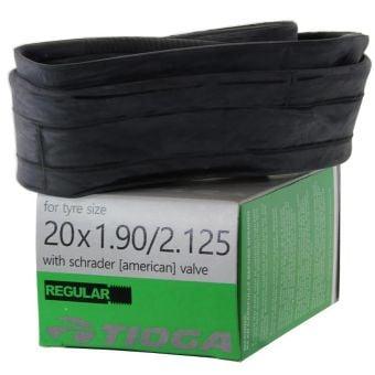 Tioga 20x1.90/2.125 Schrader Valve BMX Tube