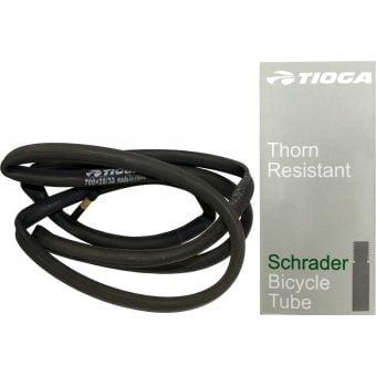 Tioga Thorn Resistant 700x28/32c Schrader Valve Tube