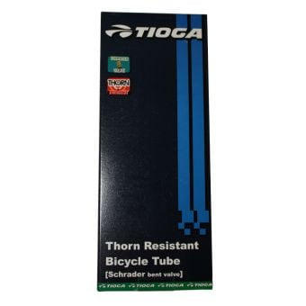 "Tioga Thorn Proof Tube 12"" Bent Valve"