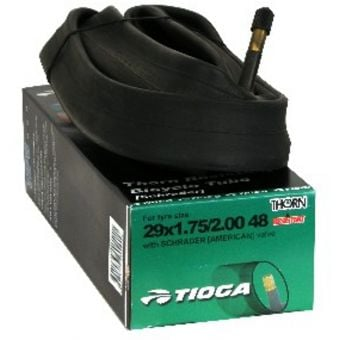 Tioga Thorn Resistant 29x1.75/2.00 48mm Schrader Valve MTB Tube