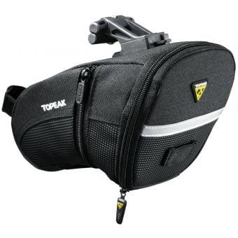 Topeak Aero Wedge Pack Quick Click Saddle Bag Large
