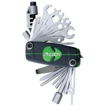Topeak Alien III Folding Tool with Clip Bag