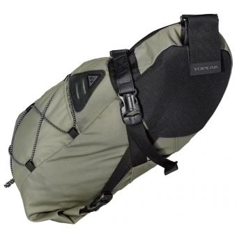 Topeak BackLoader 10L Seat Post Mount Bikepacker Bag Green