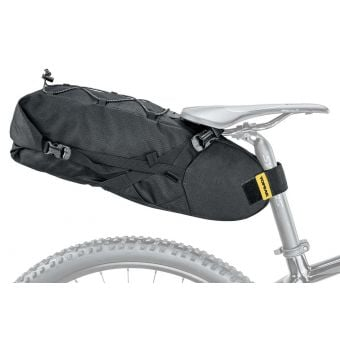 Topeak Backloader Seat Post Mount Bikepacking Bag 10 Litre Black