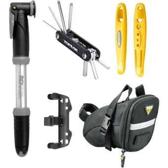 Topeak Deluxe Cycling Accessory Tool Kit
