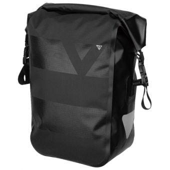 Topeak DryBag 15L Single Pannier Bag Black