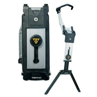 Topeak Flash Stand Black/Silver