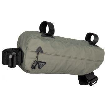 Topeak MidLoader 3 Litre Frame Bag Green