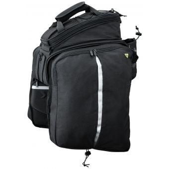 Topeak MTS Trunk Bag DXP 22.6L Pannier Bag Black