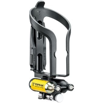 Topeak Ninja CO2 Plus Bottle Cage with Accessories
