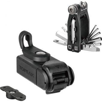 Topeak Ninja Master+ T16 Cage Fit Toolbox