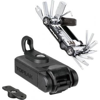 Topeak Ninja Master+ T20 Cage Fit Toolbox
