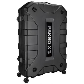 "Topeak PakGo XS 26""/700C Bike Travel Case Black"